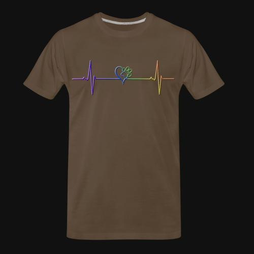 Live & Breathe Dog - Men's Premium T-Shirt