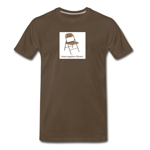 Interrogation Room shirt - Men's Premium T-Shirt