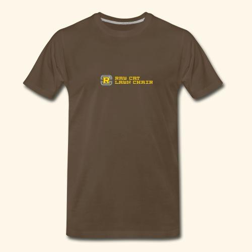 rocketlauncher blackshirt - Men's Premium T-Shirt