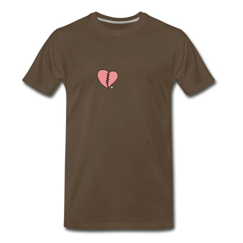 Heartbreak - Men's Premium T-Shirt