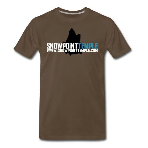SPT Logo Vector - Men's Premium T-Shirt