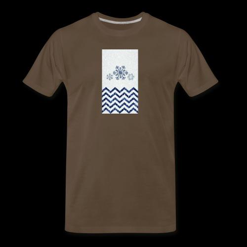 Snow ice - Men's Premium T-Shirt