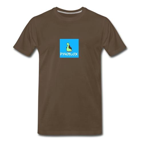 Dynoblox Logo - Men's Premium T-Shirt
