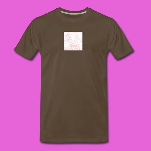 cute flower design - Men's Premium T-Shirt