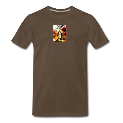 Being Thankful - Men's Premium T-Shirt