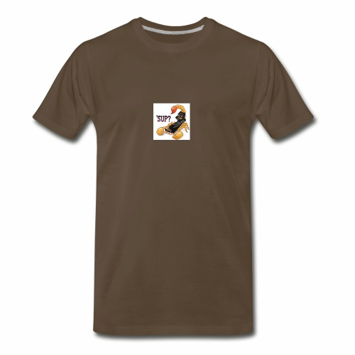 bitmoji 20171010081907 - Men's Premium T-Shirt