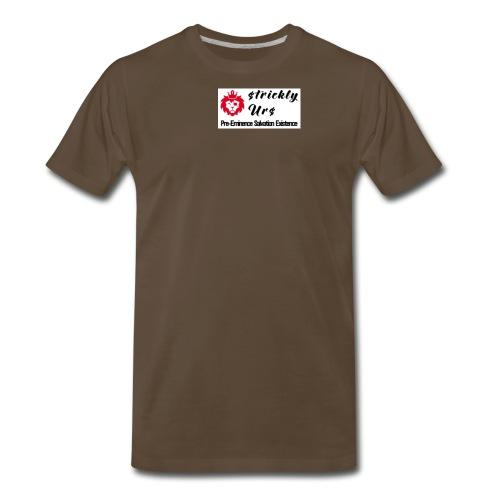 E Strictly Urs - Men's Premium T-Shirt