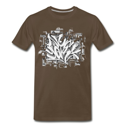 Kostya - NYG Design - Men's Premium T-Shirt