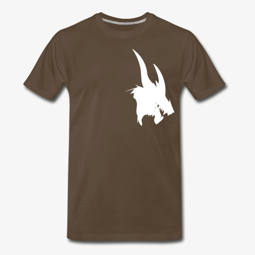 dragon sil - Men's Premium T-Shirt