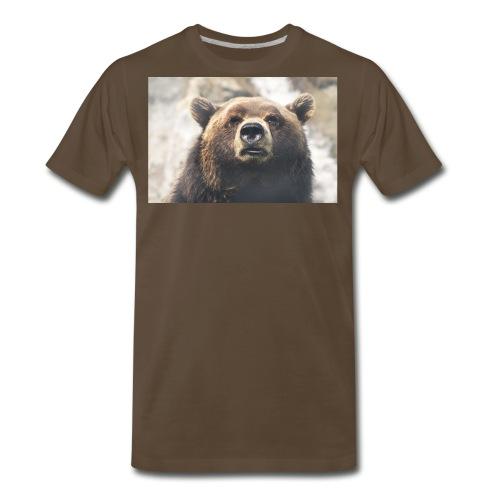 bear copy jpg - Men's Premium T-Shirt