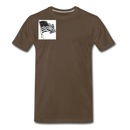 ALL AMERICAN - Men's Premium T-Shirt