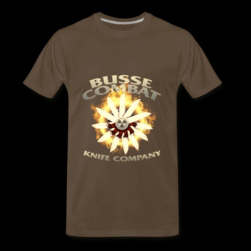 Busse Combat Fire Knives - Men's Premium T-Shirt