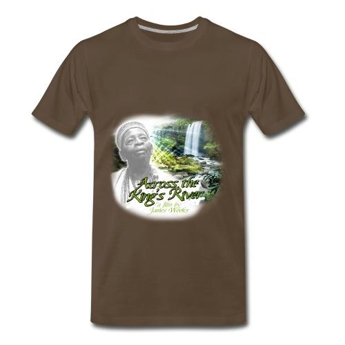 A Higher Power - Men's Premium T-Shirt