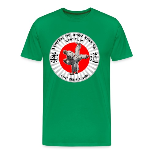 School of Hards Knocks - Men's Premium T-Shirt