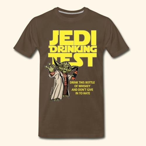 jeditest - Men's Premium T-Shirt