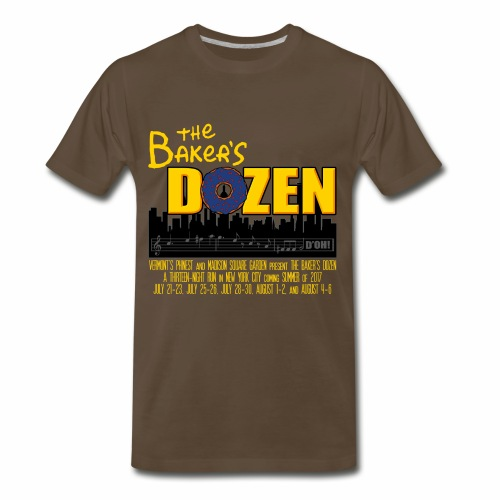 The Baker's D'OHzen 2 (da - Men's Premium T-Shirt