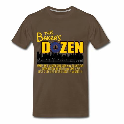 The Baker's D'OHzen 2 (da - Men's Premium T-Shirt