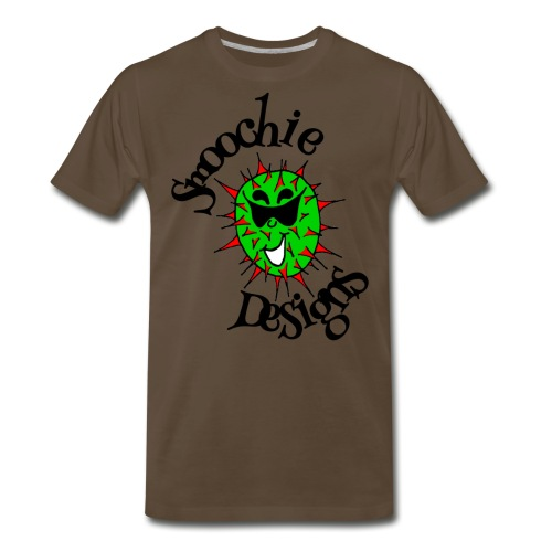 Smoochie Designs logo - Men's Premium T-Shirt