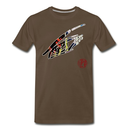Masaaki - Men's Premium T-Shirt