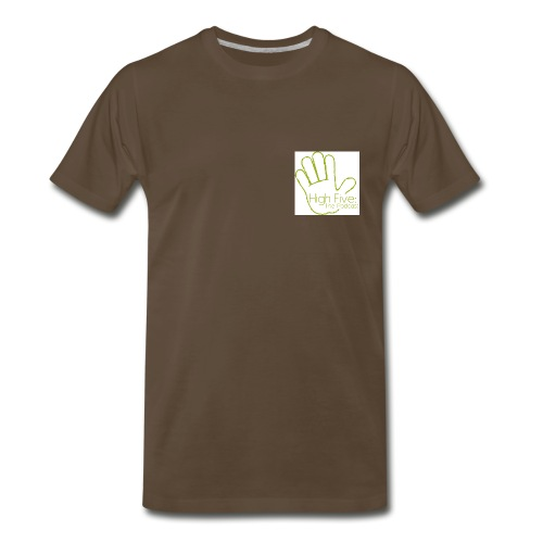 High Five Logo - Men's Premium T-Shirt