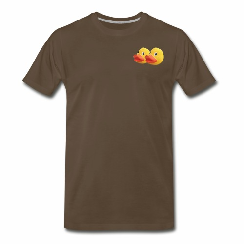 2 ducks mate - Men's Premium T-Shirt
