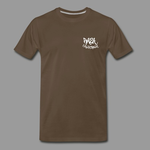 Raza California Cap - Men's Premium T-Shirt