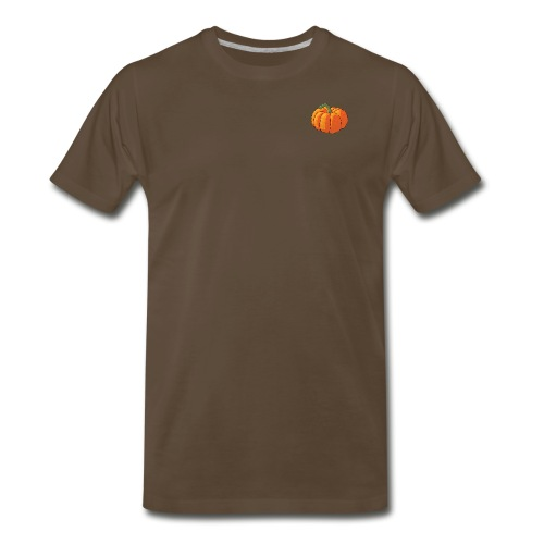 Pumpkin - Men's Premium T-Shirt