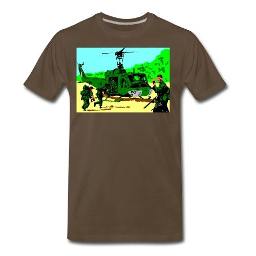 ANZAC - Men's Premium T-Shirt