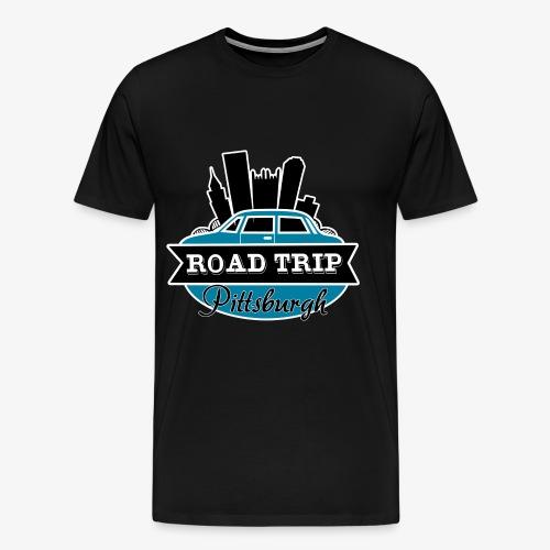 road trip - Men's Premium T-Shirt