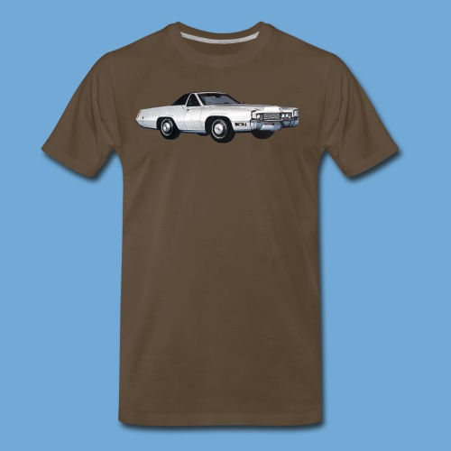 1969 Cadillac Eldorado Supercoupe - Men's Premium T-Shirt