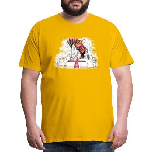 the cruisades - Men's Premium T-Shirt