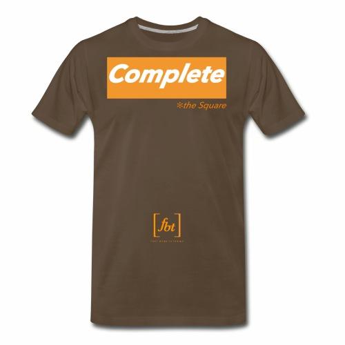 Complete the Square [fbt] - Men's Premium T-Shirt