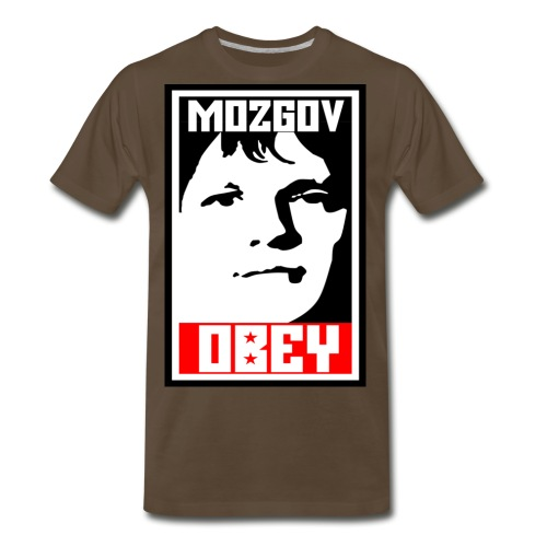 Mozgov 6L 1600 - Men's Premium T-Shirt