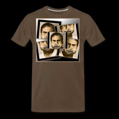 Loyalty ova air - Men's Premium T-Shirt