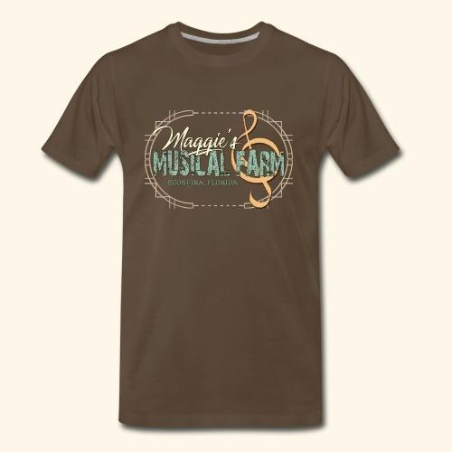 Maggie's Musical Farm - Men's Premium T-Shirt
