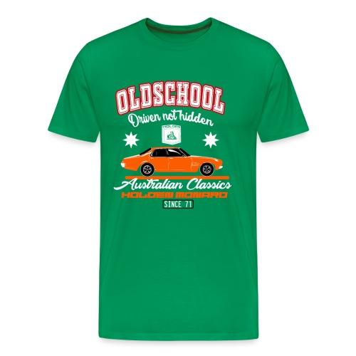 college HQ - Men's Premium T-Shirt