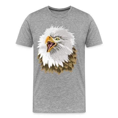 Big, Bold Eagle - Men's Premium T-Shirt