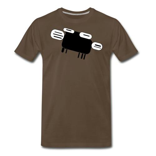 Lunar Energy Glow In The Dark - Men's Premium T-Shirt