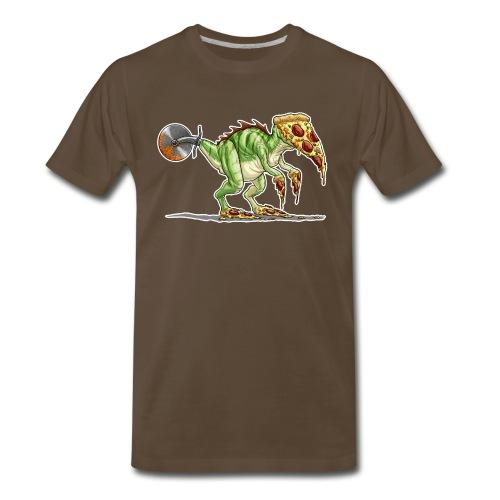 pizzasaurus - Men's Premium T-Shirt