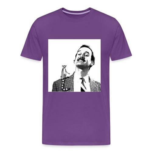 Lemur Shoulder - Men's Premium T-Shirt