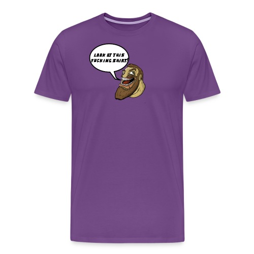 Chabbb! - Men's Premium T-Shirt