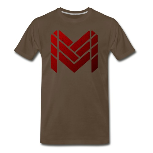 Malikan's Official Logo - Men's Premium T-Shirt