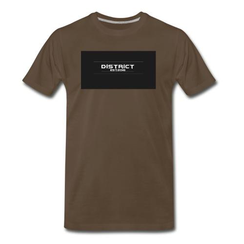 District apparel - Men's Premium T-Shirt