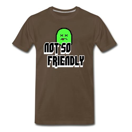 not_so_friendly_logo - Men's Premium T-Shirt