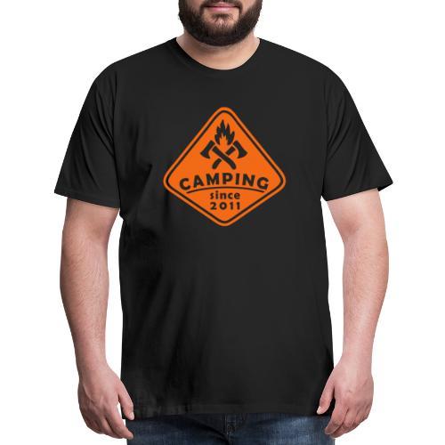 Campfire 2011 - Men's Premium T-Shirt