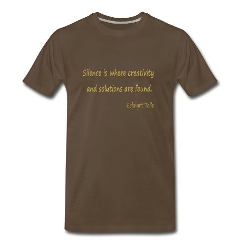 Creativity - Men's Premium T-Shirt