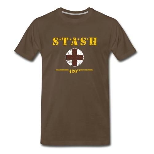 STASH-Final - Men's Premium T-Shirt