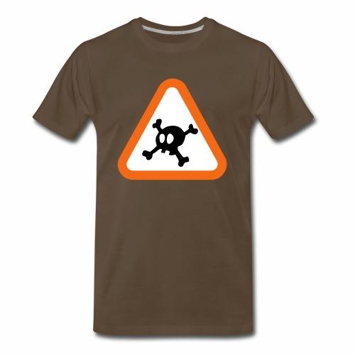 Adventure Skull - Men's Premium T-Shirt