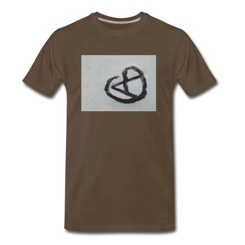 Axton Gamblin - Men's Premium T-Shirt