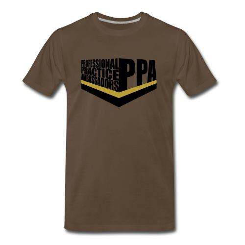 PPA logo 1 - Men's Premium T-Shirt